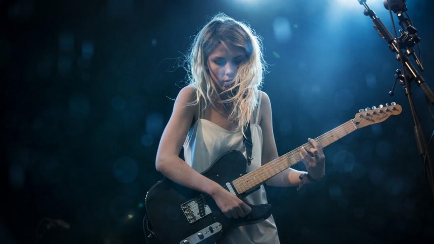 Wolf Alice udskyder dansk koncert