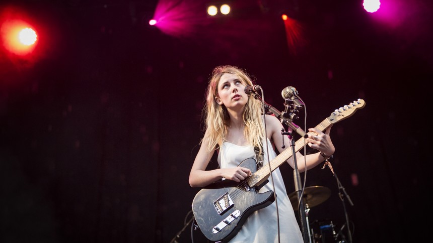 Wolf Alice : NorthSide, P6 Beat Stage