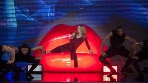 Kylie Minogue Skovdalen 120615
