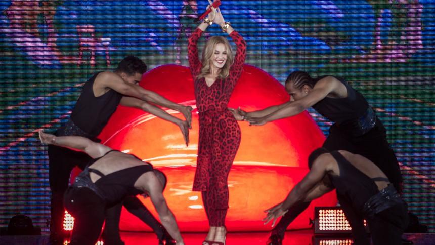 Kylie Minogue kommer til Danmark