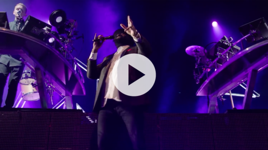 Varm op til Disclosures koncert på Roskilde med ny livevideo