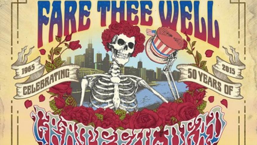 Se Grateful Deads afskedskoncert fra et biografsæde