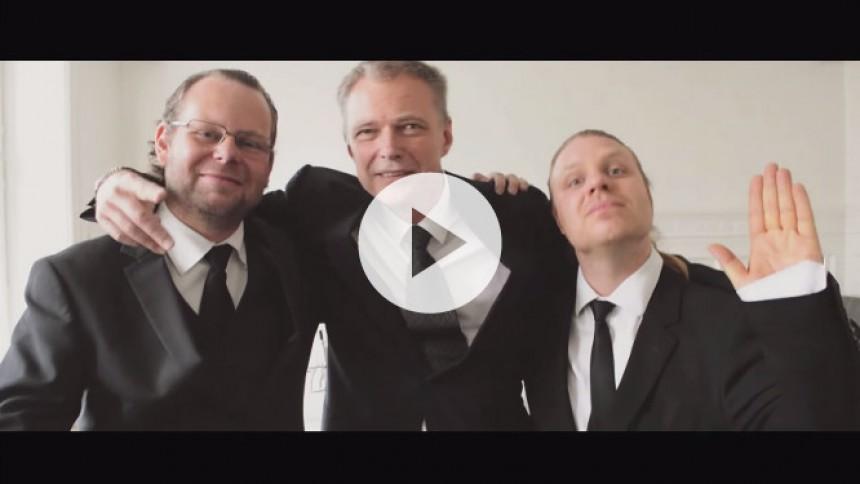 Musikvideo: Klaus Riskær er klar til valget