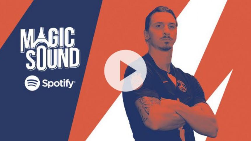 Hør Zlatans yndlings-sommerhits