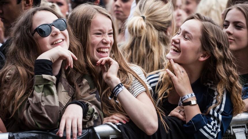 Stor fotoreportage: De bedste stemningsbilleder fra NorthSide