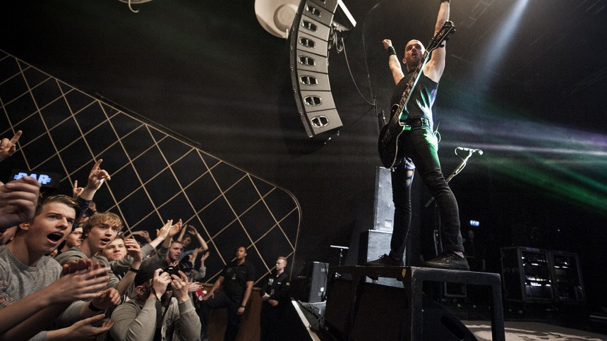 Rise Against tilbage til Danmark