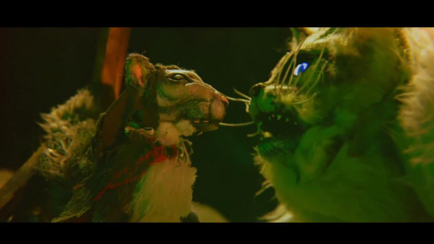 Ny musikvideo: Mastodon hylder katten som mytologisk helt