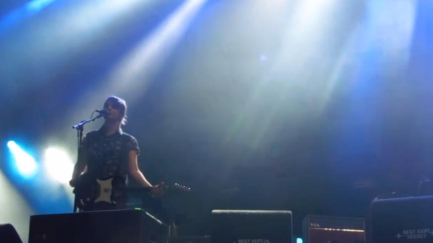 Fanvideo: The Libertines spiller nyt live