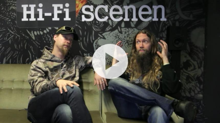Se videointerview med Ensiferum fra weekendens Copenhell