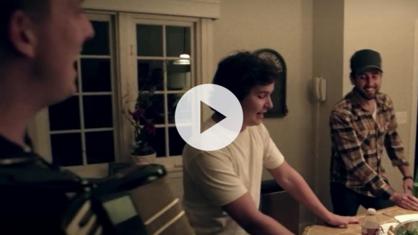 Se sidste del af dokumentarfilm om Lukas Graham