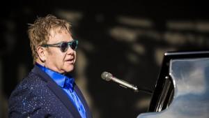 Elton John Byparken Vejle 230615