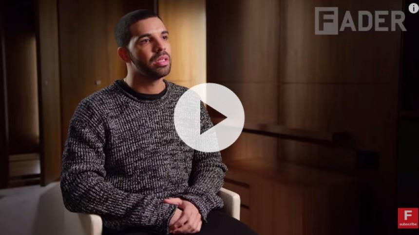 Drake i ny dokumentar: Jeg bekymrer mig ikke om andre rappere