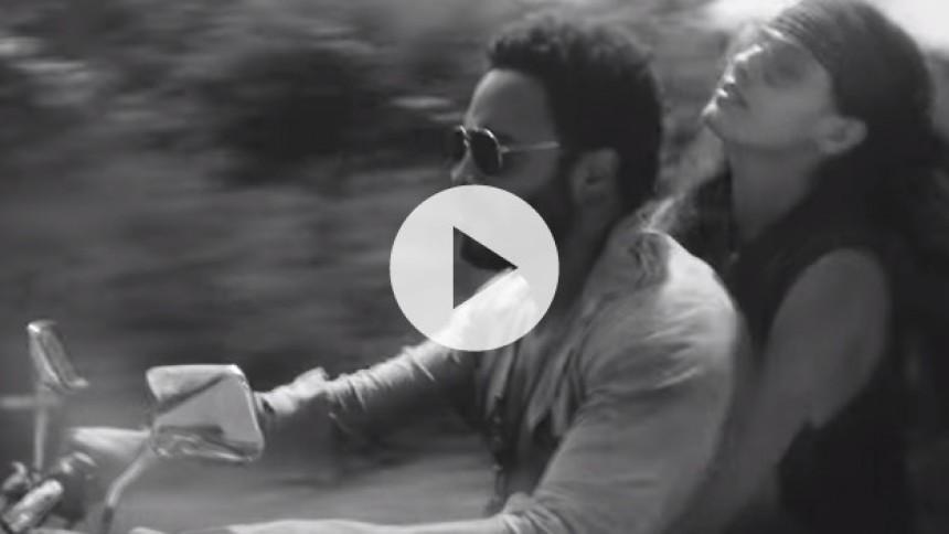 Video: Hed køkken-erotik fra Smukfest-aktuelle Lenny Kravitz