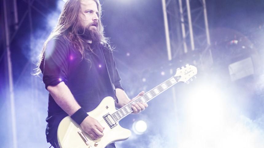 Lamb Of God: Roskilde Festival, Arena