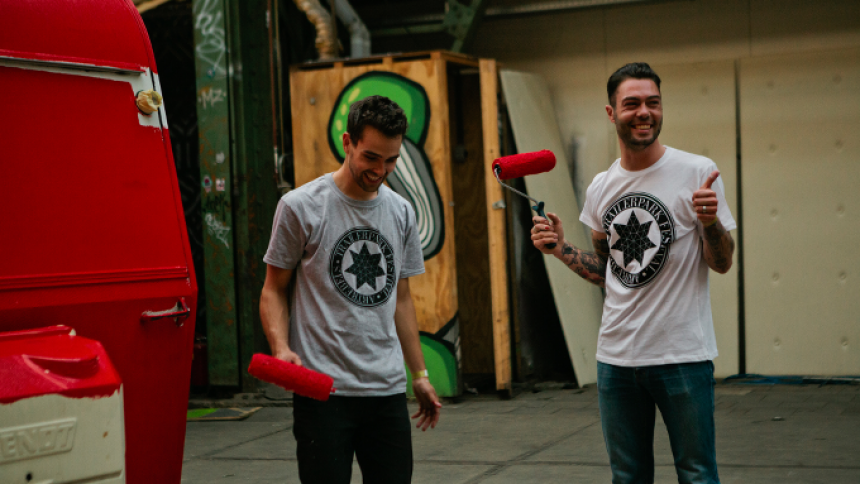 Trailerpark Festivalen slår dørene op i Amsterdam