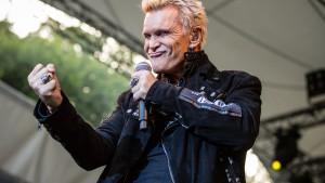 Billy Idol Den Fynske Landsby Odense 250615