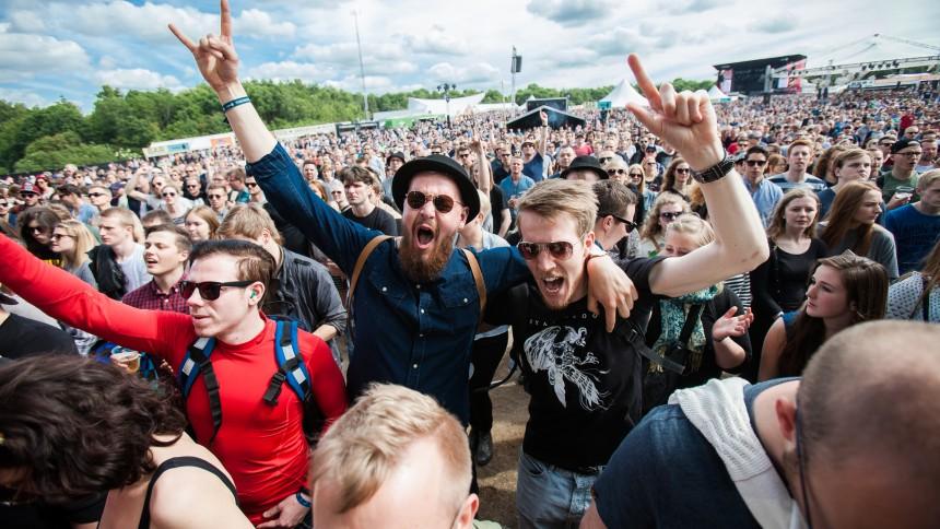 Det danske marked for live-musik bliver mindre