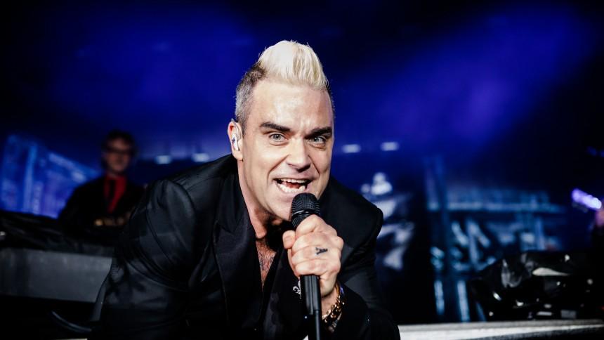 Robbie Williams udgiver nyt album i år
