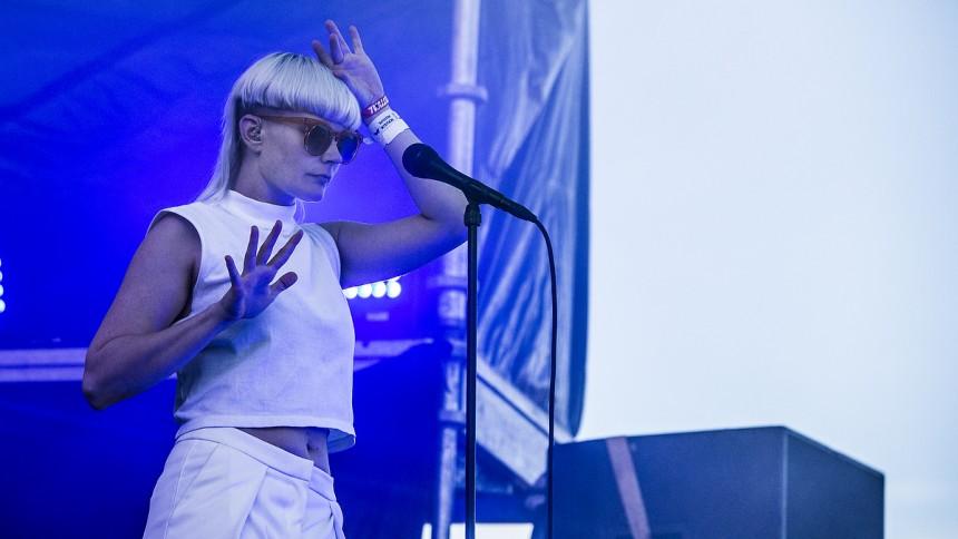 Kill J : Roskilde Festival, Street City-scenen
