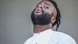 Young Fathers Roskilde Festival 010715