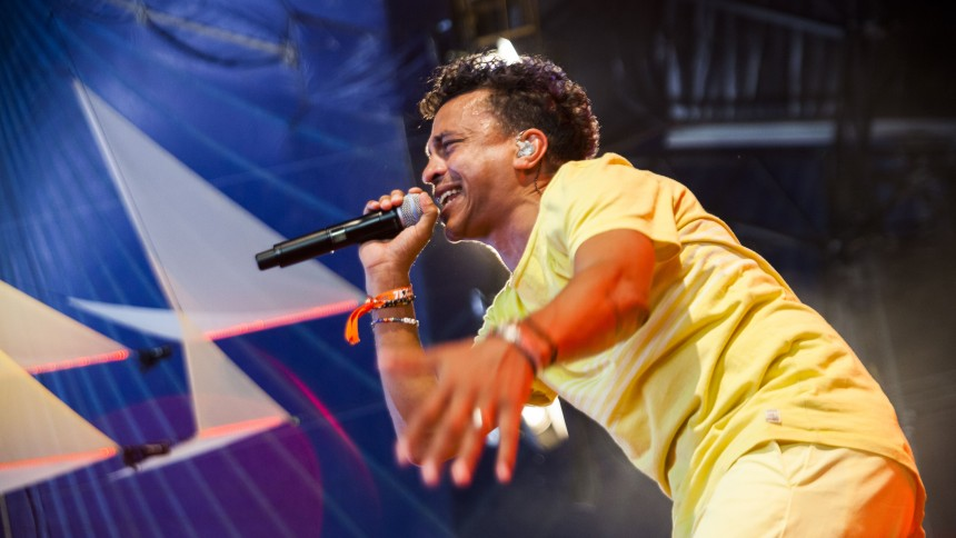Timbuktu : Roskilde Festival, Arena