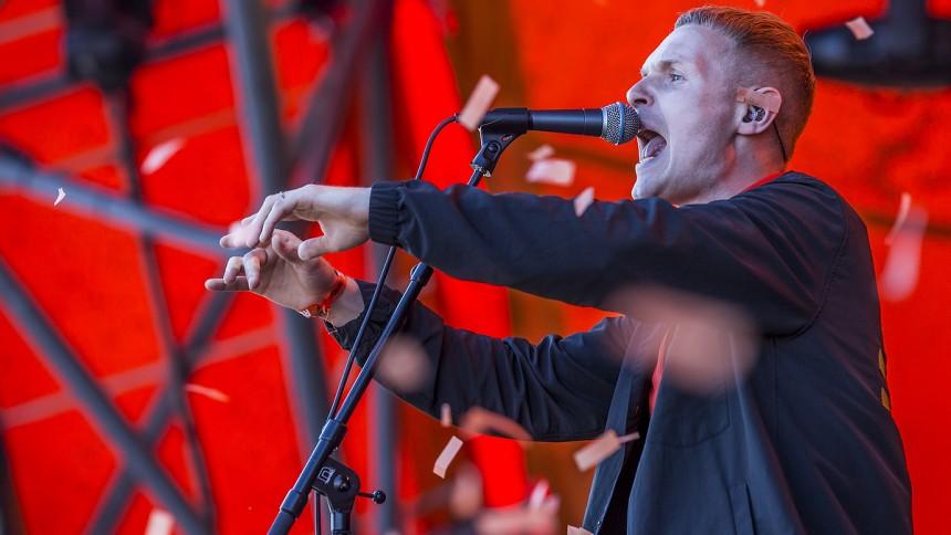 The Minds of 99 : Roskilde Festival, Orange