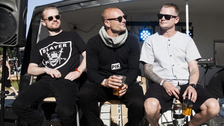 Suspekt: Roskilde Festival, Orange Scene