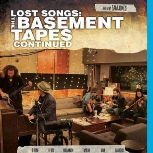 Diverse kunstnere: Lost Songs: The Basement Tapes Continued
