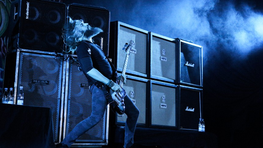 Mastodon: Arena, Roskilde Festival