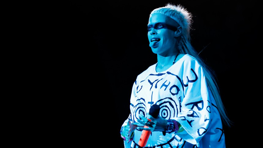 Die Antwoord : Roskilde Festival, Orange Scene