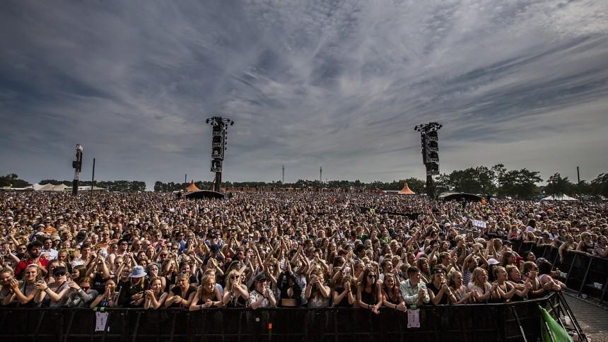 Interview: Sådan gik Roskilde Festival