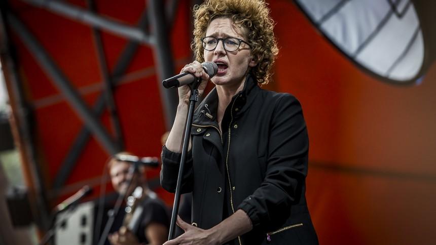 Marie Key : Roskilde Festival, Orange