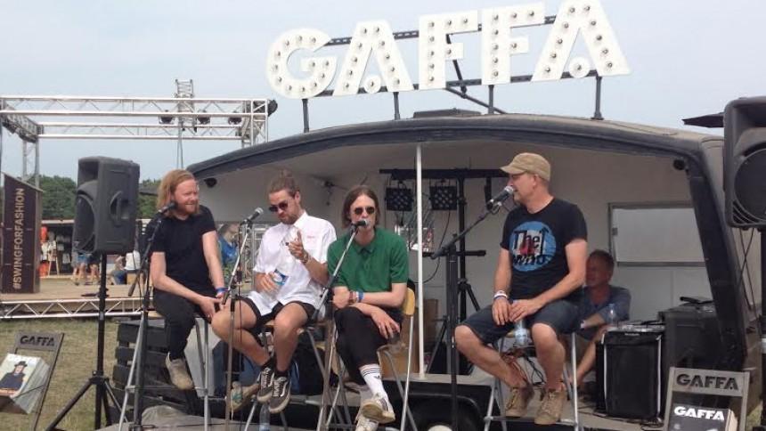 The Entrepreneurs besøgte GAFFAs Roskilde-stand