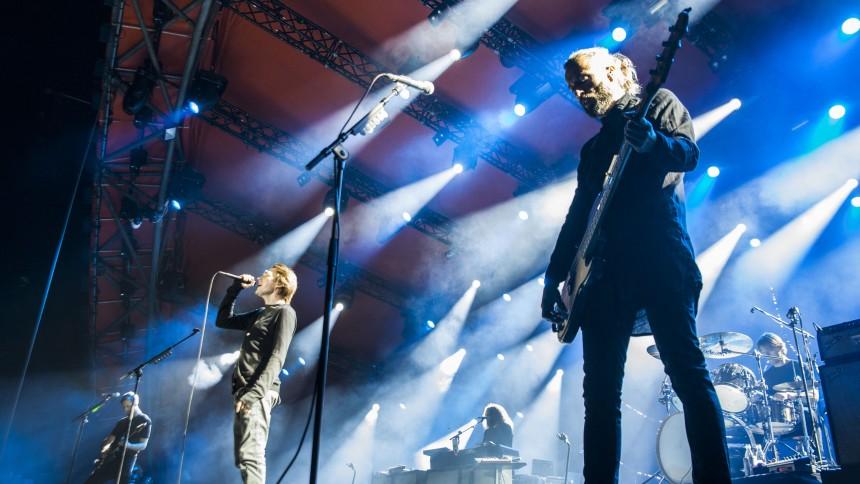 Mew : Roskilde Festival, Orange Scene