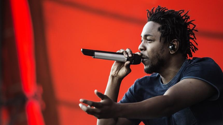 Kendrick Lamar: Roskilde Festival, Orange Scene