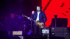Paul McCartney Roskilde Festival 040715