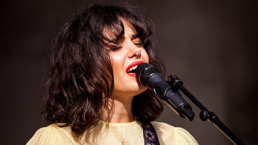 Katie Melua : Nibe Festival, Hovedscenen
