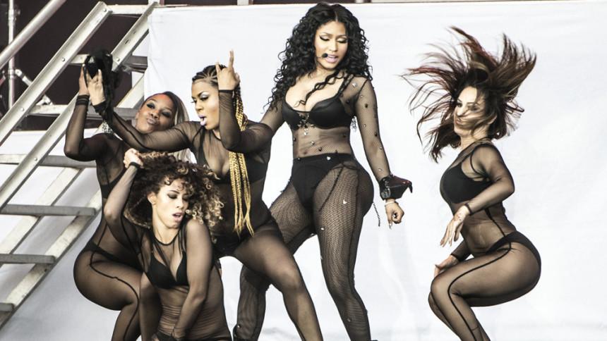 Derfor boykotter GAFFA Nicki Minaj