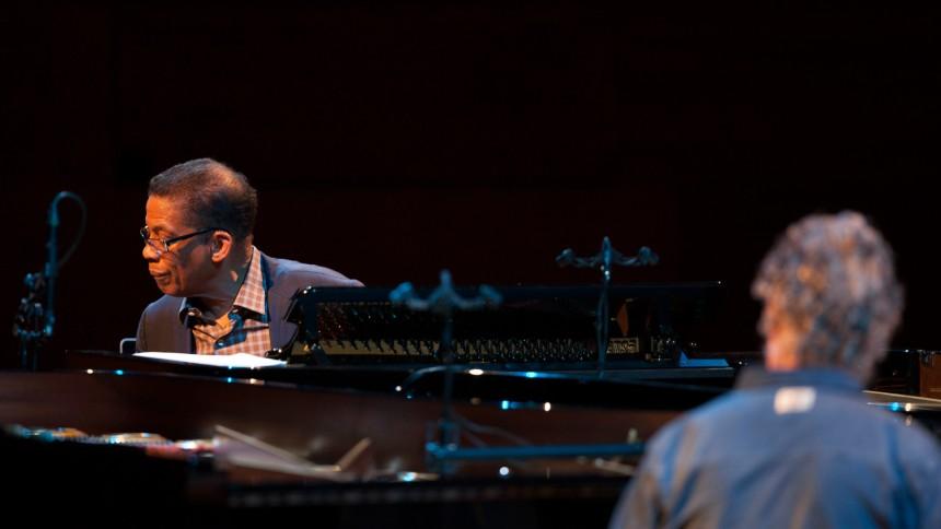 Herbie Hancock & Chick Corea: Copenhagen Jazzfestival, Koncertsalen, Koncerthuset