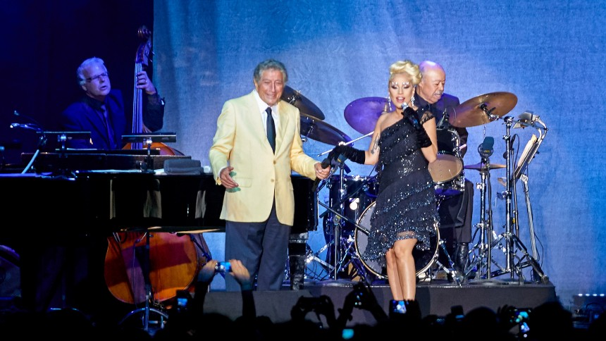 Tony Bennett & Lady Gaga: Copenhagen Jazzfestival, Plænen, Tivoli