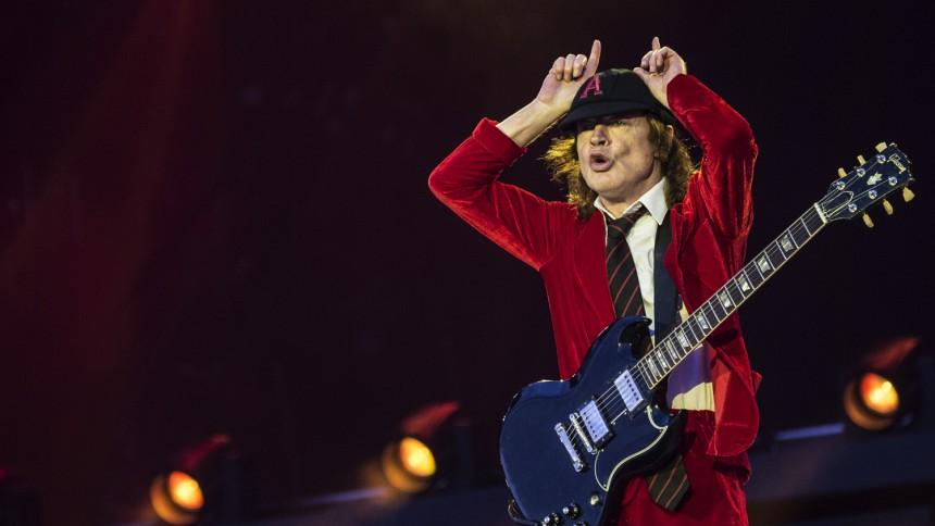 AC/DC: Dyreskuepladsen, Roskilde