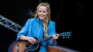 Tina Dickow + Søren Huss / Grøn Koncert 2015