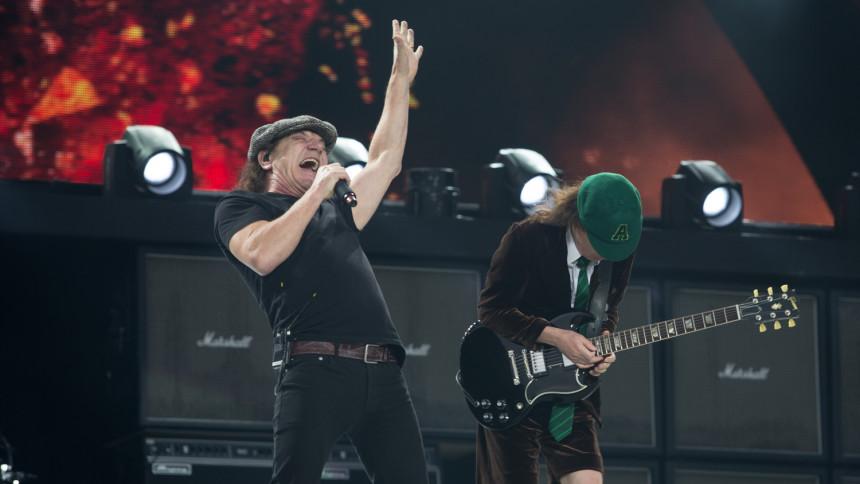 Amerikansk band bekræfter rygter: Brian Johnson er tilbage i AC/DC
