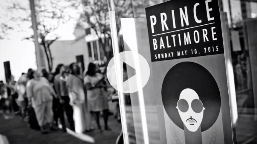 Se ny video fra Prince
