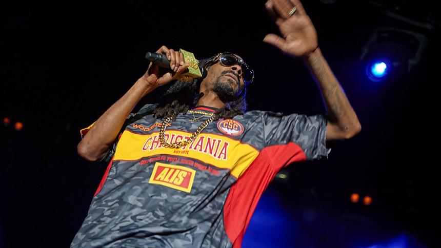 Snoop Dogg: Plænen, Tivoli