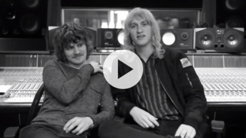 Video: Go Go Berlin fortæller om deres kommende album