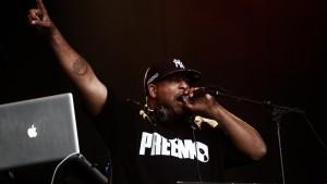 DJ Premier Vanguard Music Festival 010815