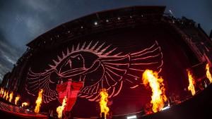 Volbeat Tusindårsskoven, Odense, lørdag d. 1. august 2015