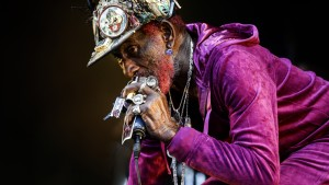 Lee Scratch Perry Vanguard Music Festival 010815