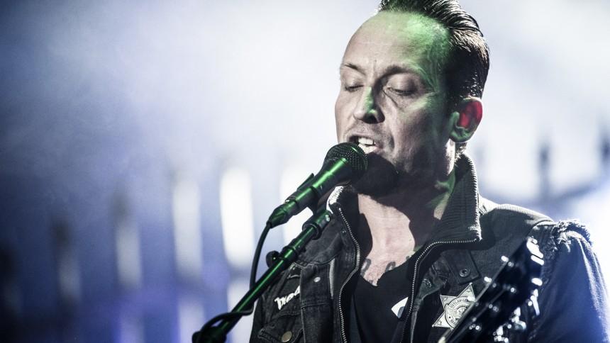 Volbeat i top 5 på amerikansk albumhitliste – og nummer 1 i Sverige